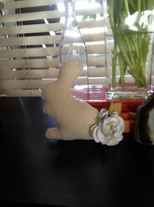 Homemade Bunny