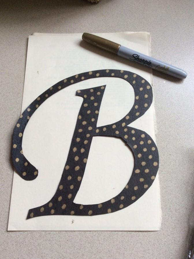 My Monogram B