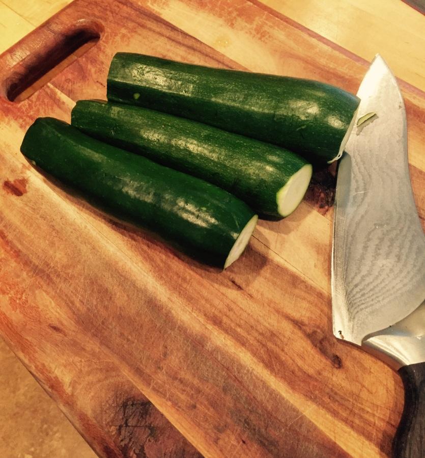 Zucchini & ParmesanBites