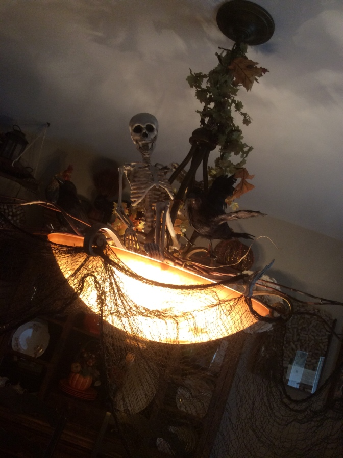 Halloween-Fall Decor 2015